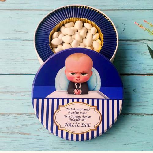 Parton Bebek Temalı Bebek Çikolatası
