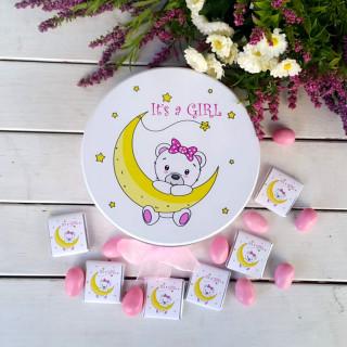 İt's Girl Bebek Çikolatasi