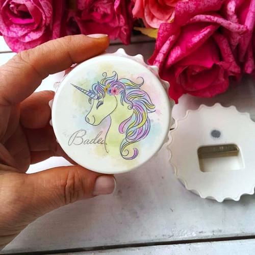 Unicorn Açacak Magnet