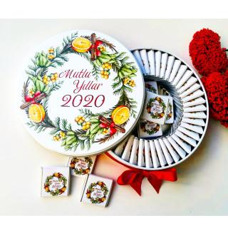 2020 Yeni Yıl Çikolatası